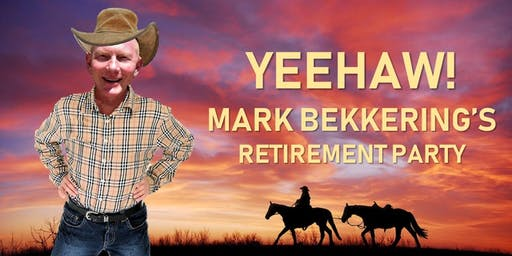 Mark Bekkering's Retirement Party