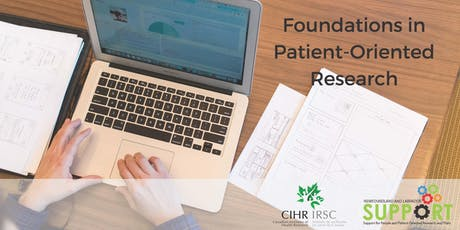 CIHR's Foundations in Patient-Oriented Research Workshop  tickets