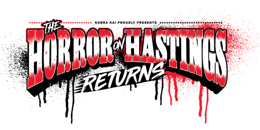 The Horror on Hastings II - A Rickshaw Wrestling Presentation