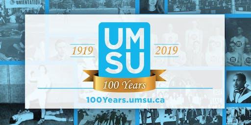 UMSU Centennial Celebration