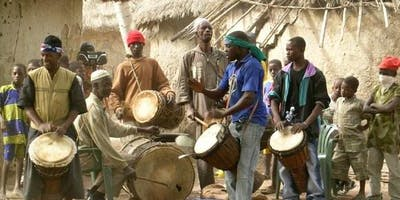 African Drumming Course  - Introduction