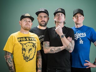 Millencolin with Mest + Bad Animals tickets