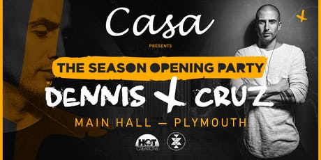 Casa // The Season Opening Party tickets
