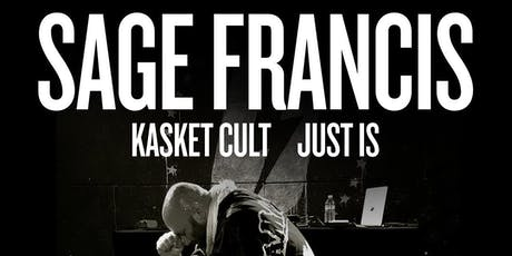 Sage Francis @ Holy Diver tickets