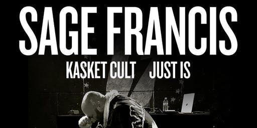 Sage Francis @ Holy Diver