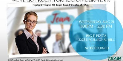 Signal Hill Chapter Invitation Day