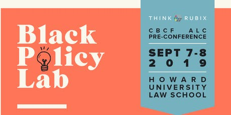Black Policy Lab tickets