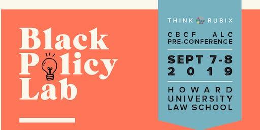Black Policy Lab