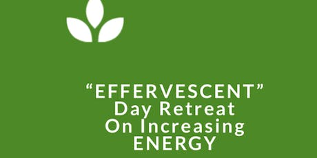 "Yoga & Nutrition Day-Retreat ""Effervescent  for Energy"" tickets"