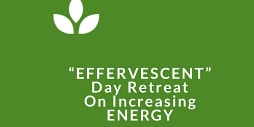 "Yoga & Nutrition Day-Retreat ""Effervescent  for Energy"""