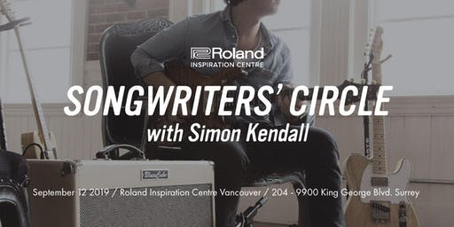 Songwriters' Circle - Roland Vancouver