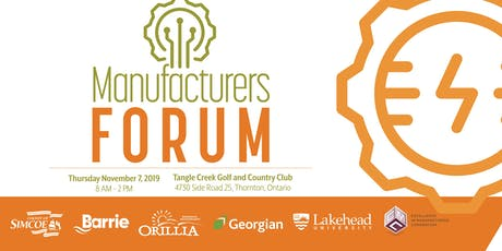 4th Annual Manufacturers Forum tickets