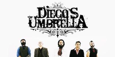 Diego's Umbrella @ Goldfield Trading Post