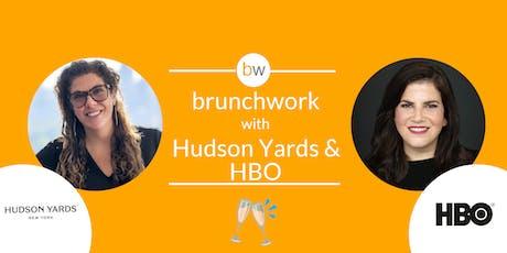 Hudson Yards & HBO brunchwork tickets