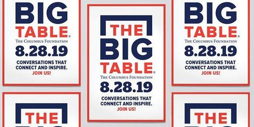 The BIG Table discussion on Race