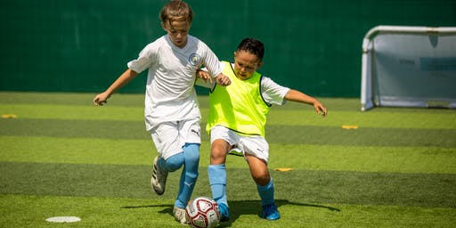 FREE Session #2: Manchester City Soccer Academy at Goals Covina