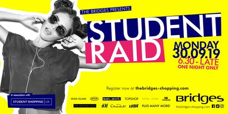 Student Raid at The Bridges tickets