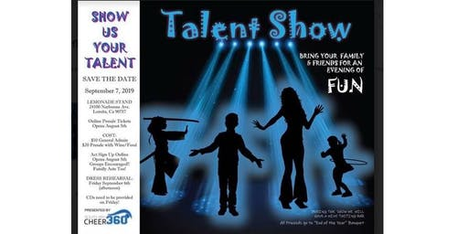 SBC 360 Talent Show / Holiday Party