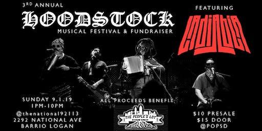 HOODSTOCK Musical Festival & Fundraiser