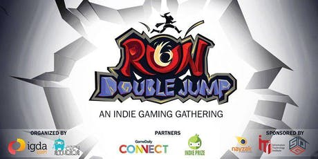 Run Double Jump 2019 -- An Indie Gaming Gathering tickets