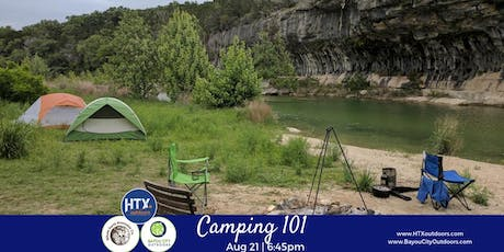 HTXO & BCO Present: Camping 101 (live) tickets