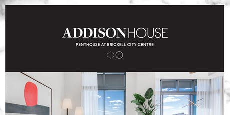 Addison House Exclusive Penthouse Launch  tickets
