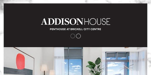 Addison House Exclusive Penthouse Launch