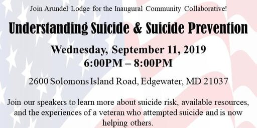 Arundel Lodge Community Collaborative: Understanding Suicide & Prevention