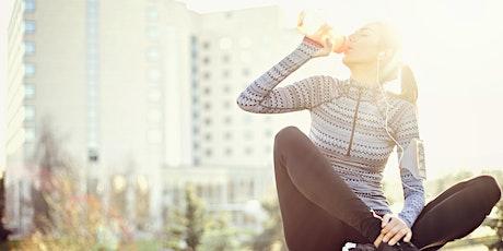 Nutrition et activité pour une santé tout en vitalité! billets