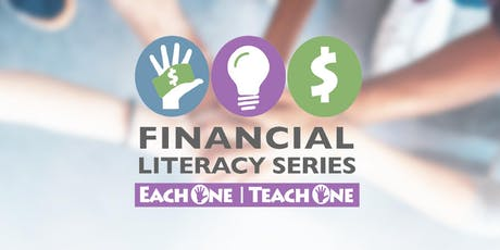 """Each One, Teach One Financial Literacy Series - """"Intro to Basic Banking"""" at Calmar Library tickets"""