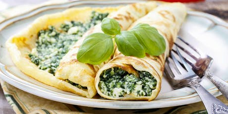 Lunch 'n' Learn: Crêpes à la Florentine tickets
