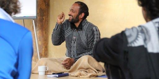 Yoga Weekend met Vijay Gopala