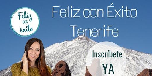 Feliz con Éxito Tenerife