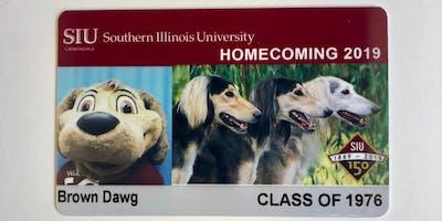 Homecoming Commemorative  ID