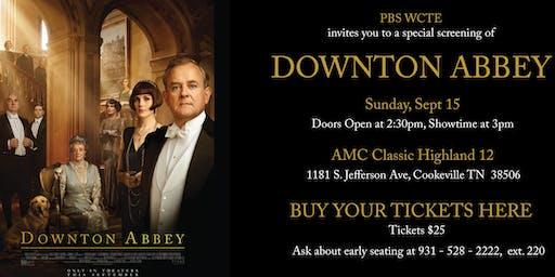 Downton Abbey, the Movie