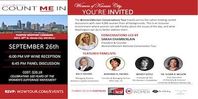 Women2Women - Kansas City