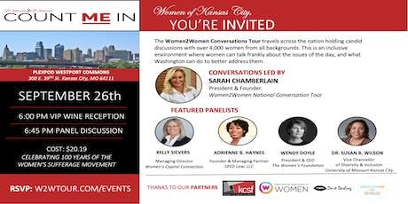 Women2Women - Kansas City tickets