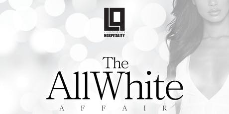 The All White Affair - Rooftop Party tickets