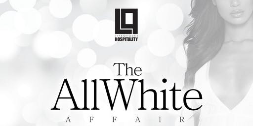 The All White Affair - Rooftop Party