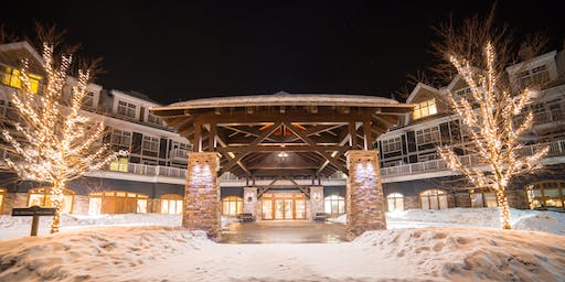 JW Marriott The Rosseau Muskoka Holiday Party - Saturday Dec 14