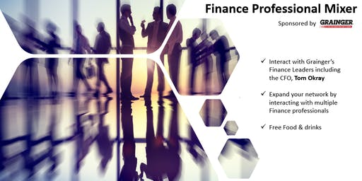 Finance Professional Mixer Sponsored by Grainger