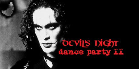 Devil's Night Dance Party II tickets