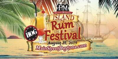 Island Rum Festival Pub Crawl 2019-RESCHEDULED