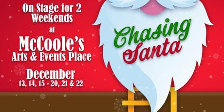 Chasing Santa, A Christmas Musical tickets