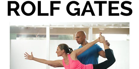 A Vinyasa Weekend with Rolf Gates at Pineapple Yoga + Cycling Studio  tickets