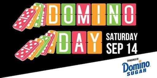 Domino Day Volunteers