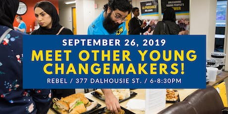 Young Changemakers Networking Event tickets
