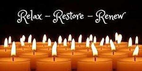 Candlelit Restorative Yoga tickets