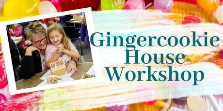 Gingercookie House Workshop tickets