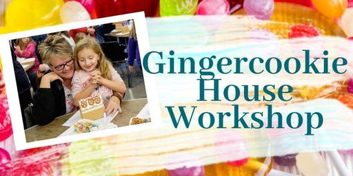 Gingercookie House Workshop